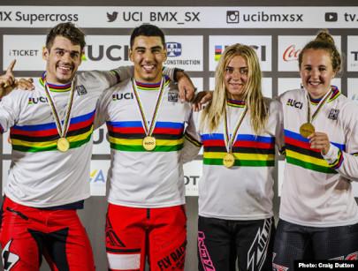 2018 UCI BMX Worlds: The Big Finish