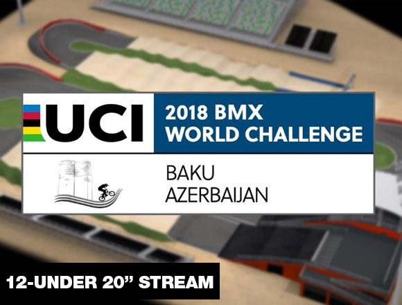 "2018 UCI BMX Worlds - 12-Under 20"" Classes"