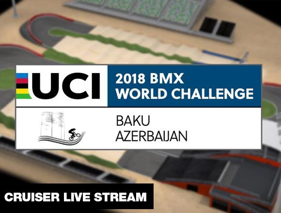 2018 UCI BMX Worlds - Cruiser Classes
