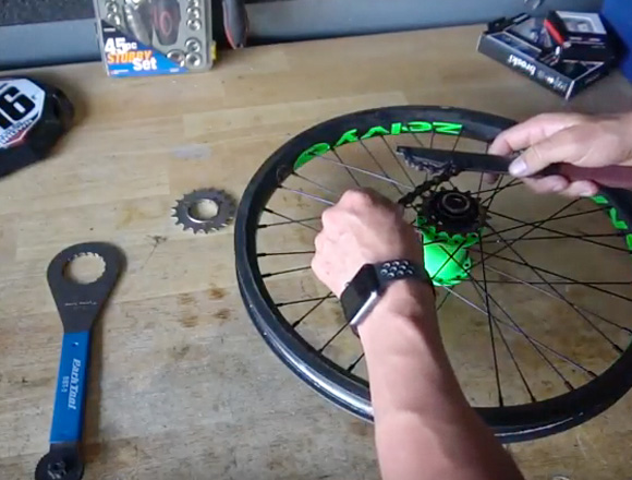 Box Tech Tips: Changing a Rear Cog