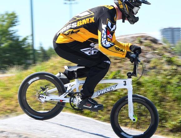 Yess BMX MX-Y Frame
