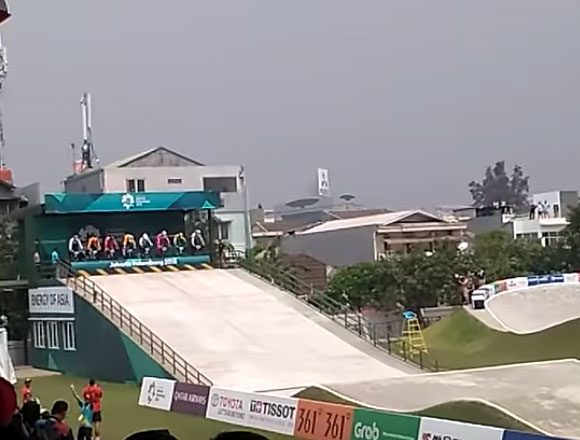 2018 Asian Games BMX