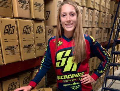 Felicia Stancil Joins Factory Supercross
