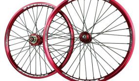Answer BMX Pinnacle Wheel Set