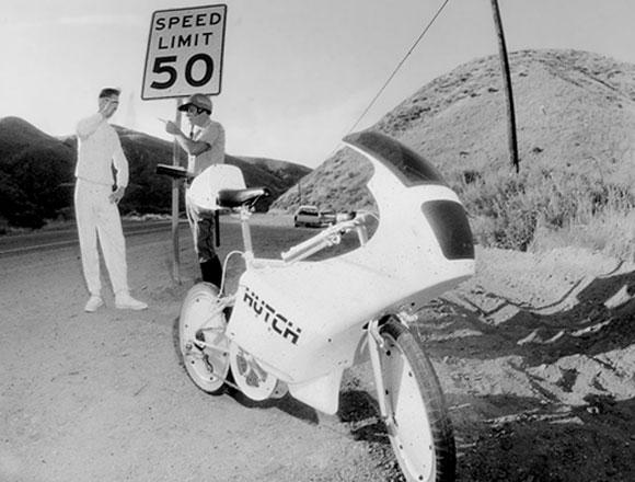 "Hutch BMX ""Superbike"" from 1988"
