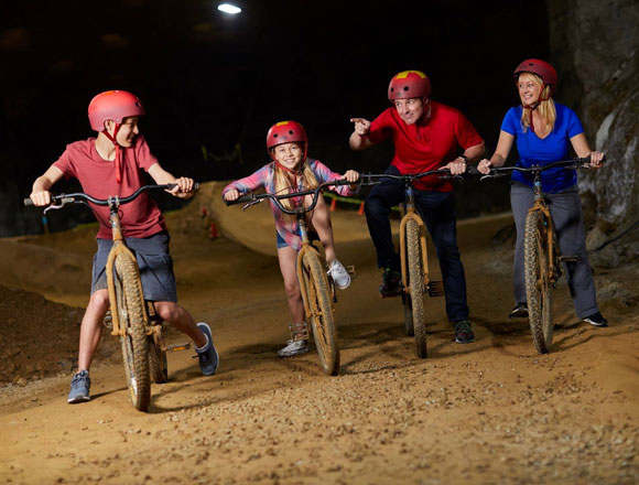 Louisville Mega Cavern Removes BMX Jumps